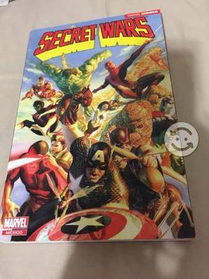 Secret wars omnibus marvel cómics
