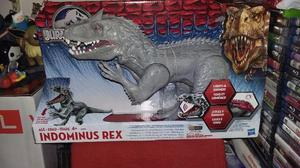 jurassic world figura indominus rex dinosaurio ELECTRONICO