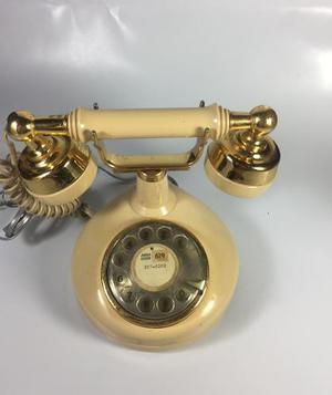 Antiguo Telefono De Disco