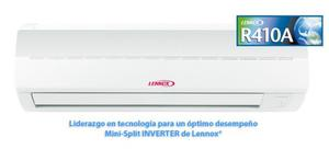 Minisplit Lennox Inverter  Btus 220v 16 Seer Solo Frio