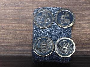 Zippo Pin Made in USA