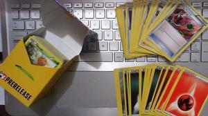 200 Tarjetas De Juego Pokemon Tcg Envío Gratis