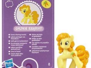 Colección mini figuras My Little Pony