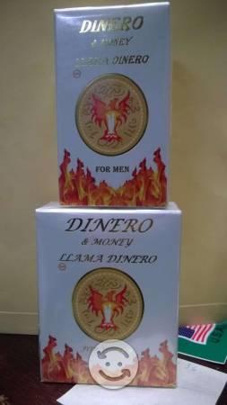Perfume llama dinero para hombre y mujer