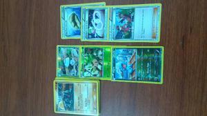 Venta Especial 30 Tarjetas Pokemon Coleccionables Tcg