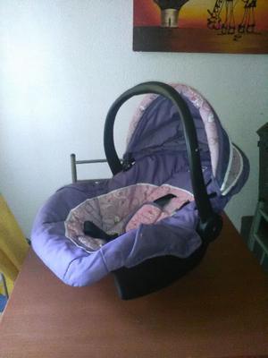 silla para bebe marca prinsel, usada buen estado, incluyo un