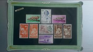 Coleccion de Timbres Postales Antiguos Españoles