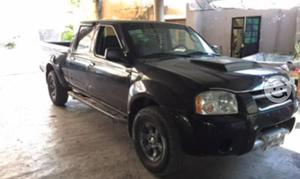 Frontier doble cabina