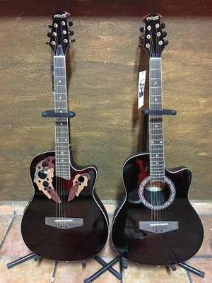 Guitarra Electroacustica Tipo Ovation.