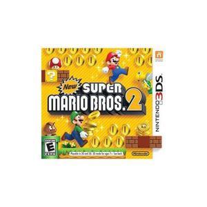 Juego De Nintendo Nuevo Super Mario Bros 2 3ds Ctrpabee