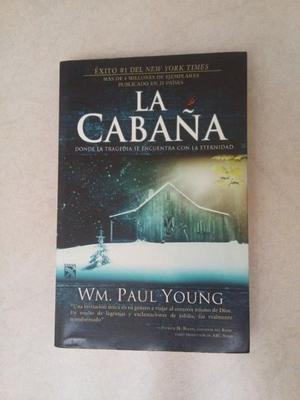 Libro La Cabaña de WM. Paul Young