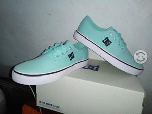 Nuevos tenis DC Shoes original talla 23.5