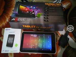 Tablet Axess Android