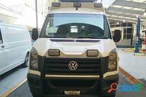 Volkswagen Crafter ambulancia crédito maneja sin comprobar