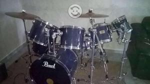 Bateria acustica pearl 7 piezas