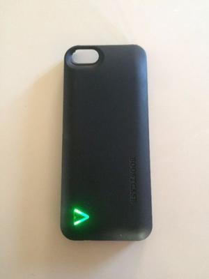 Bateria y funda para iPhone 5 o 5s Negra