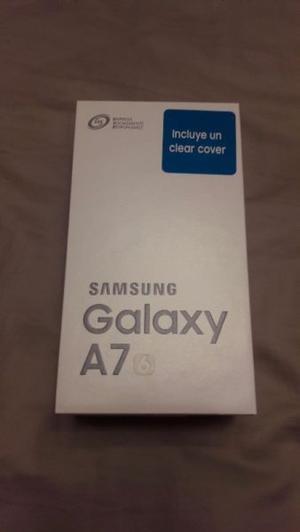 Galaxy A7 nuevo en su caja oferta