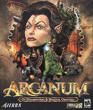 Juegos Para Pc Starstege Y Arcanum Nuevos En Caja