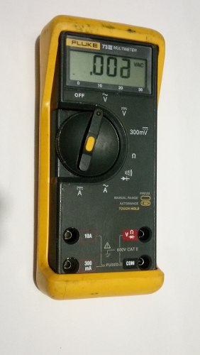 Multimetro Fluke 73 Lll