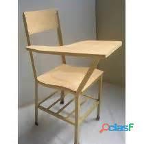 Remato sillas paletas escolares, bancas paletas usadas