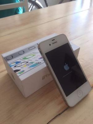 iPhone 4S, 8GB, liberado