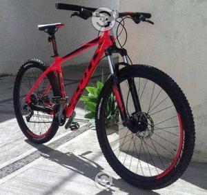 Bicicleta de montaña scott nueva 2017 m