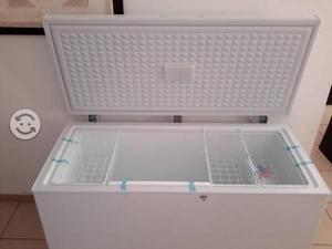 Congelador 15 pies, con luz, congela o refrigera,