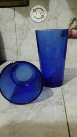 Jgo vasos de cristal