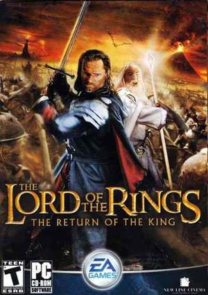 Lord Of The Rings, The Return Of The King