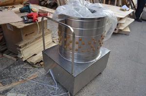 Maquina Desplumadora Peladora De Pollos Gallina