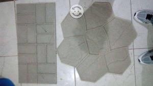 Vendo moldes para concreto estampado puebla posot class for Cemento estampado precio