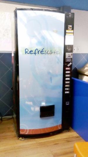 Máquina expendedora Vending Refrescos