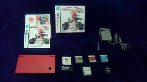 Nintendo Dsi Roja