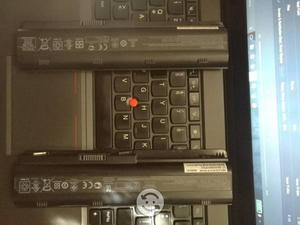 Par de baterías para laptop HP