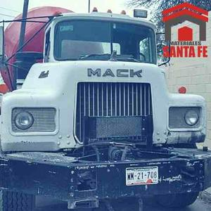 Trompo Para Concreto Mack 1985.