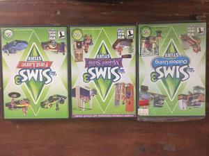 Vendo Expansion Del Juego Los Sims