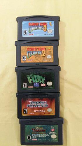 Video Juegos Para Game Boy Advance Originales