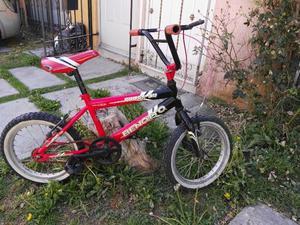 Bicicleta Benotto Cross Jr