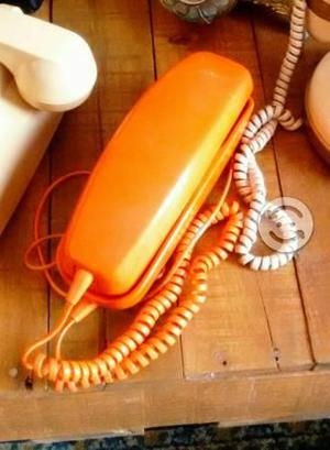Decoracion telefonos antiguos