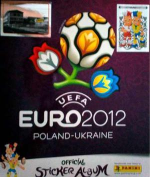 Estampas Panini Eurocopa
