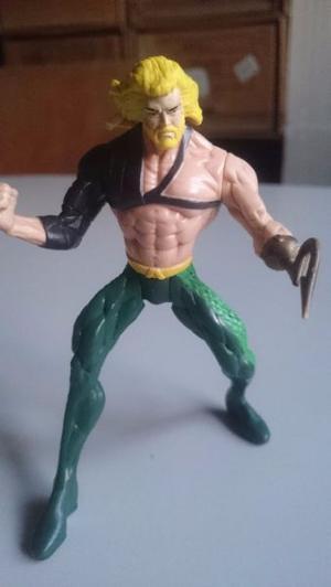 Figura Aquaman Total Justice Kenner