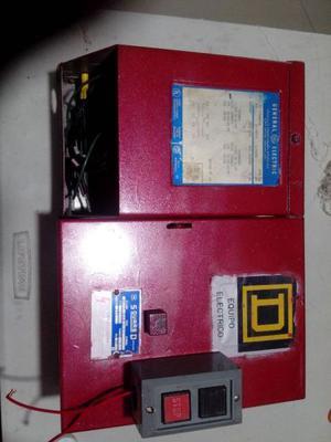 Mantenimieto electrico maquinaría