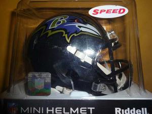 Nfl Mini Casco Speed Ravens