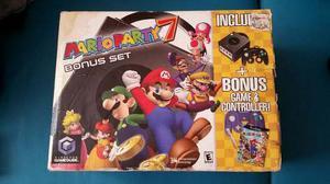 Nintendo Game Cube Con 2 Juegos