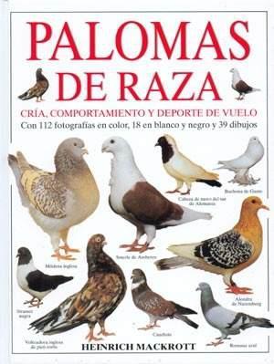 Palomas De Raza - Libro