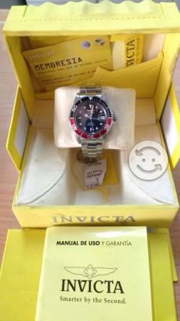 Reloj invicta automático mod 9403 nuevo