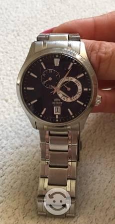 Reloj orient automatico original