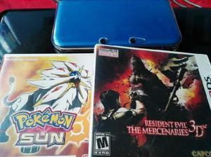 Vendo Nintendo 3DS XL con dos juegos