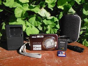 Camara Digital Nikon Coolpix 8.0 Megapixeles S210