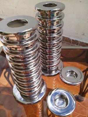 Candelabros de cerámica!!!